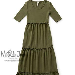 New! MATILDA JANE M Brand New Day Maxi Dress
